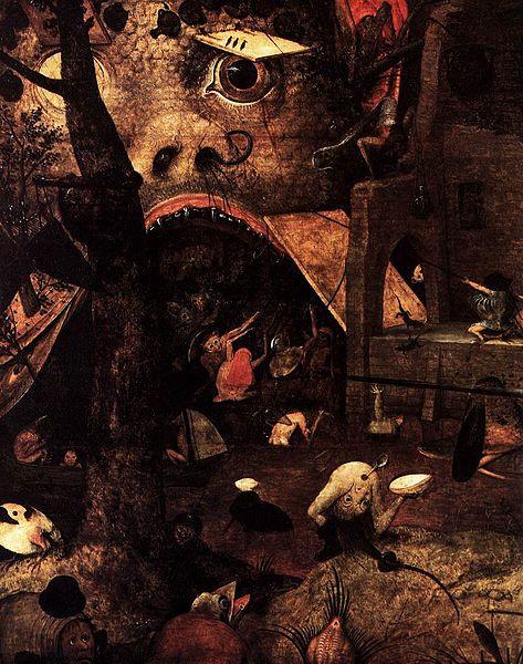 473px-Pieter_Bruegel_the_Elder_-_Dulle_Griet_(detail)_-_WGA03404
